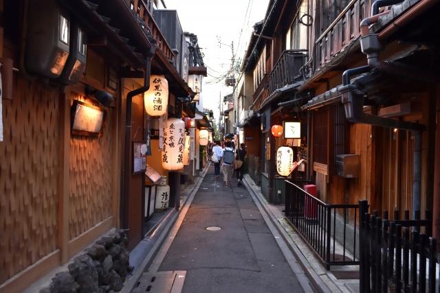 和の雰囲気の中で働く!祇園の高級クラブの特徴とおすすめ店舗
